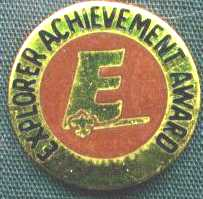 Explorer Achievement Award, version 2